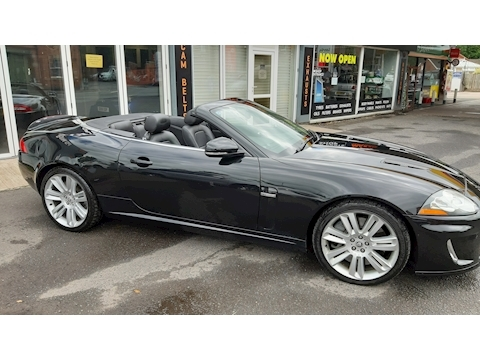 Xk Xkr Convertible 5.0 Automatic Petrol