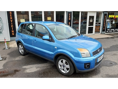 Fusion Zetec Hatchback 1.4 Manual Petrol