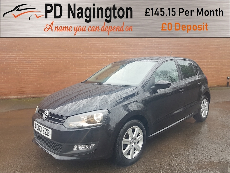 Volkswagen Polo Match Edition - Large 1