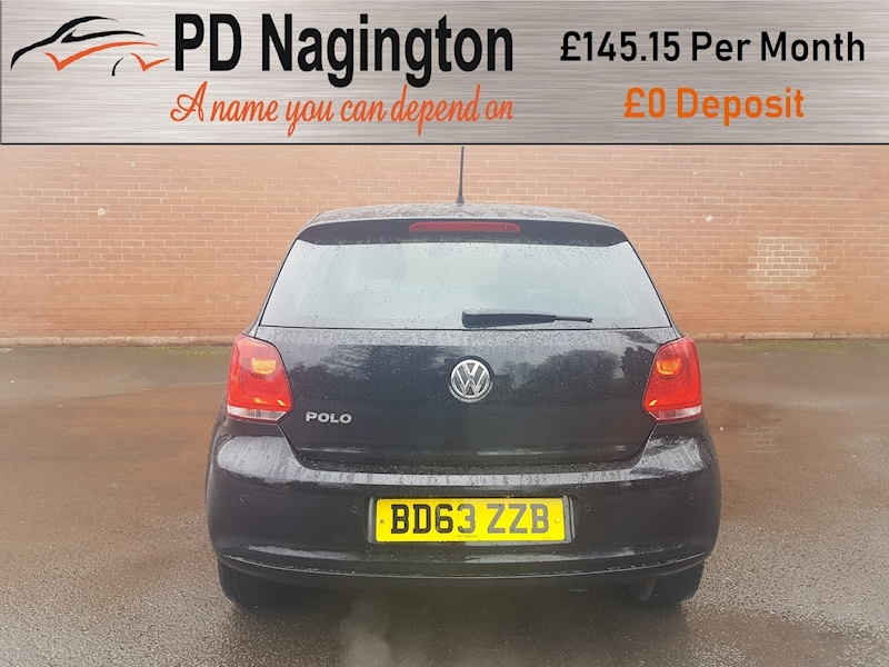 Volkswagen Polo Match Edition - Large 2
