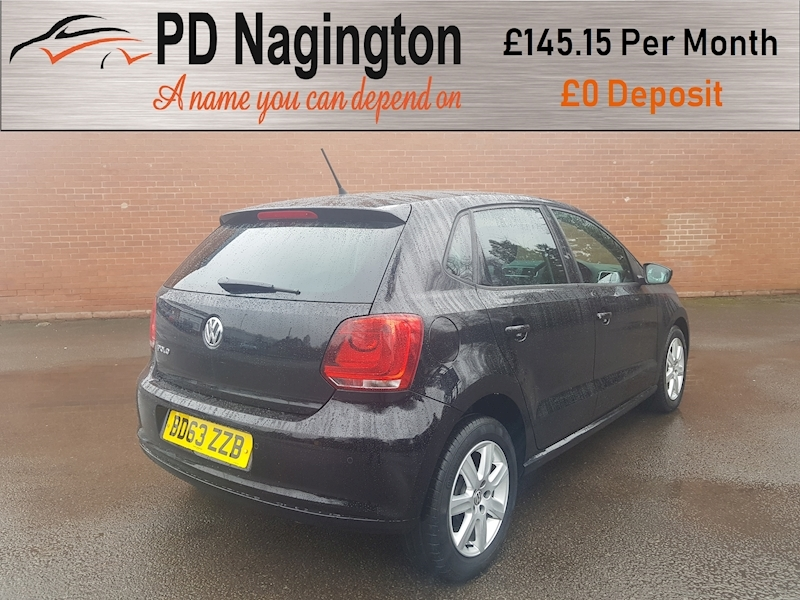 Volkswagen Polo Match Edition - Large 3