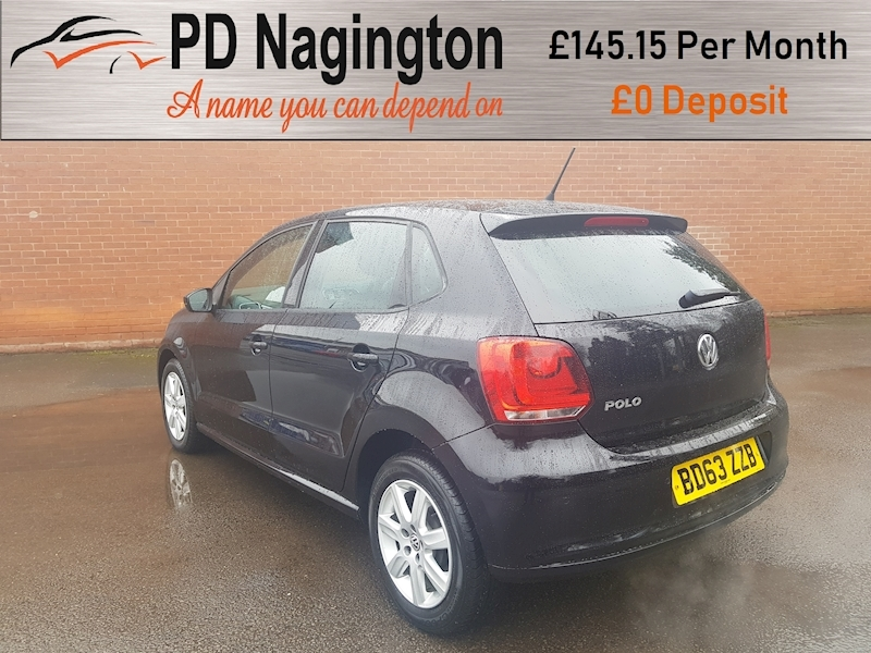 Volkswagen Polo Match Edition - Large 4
