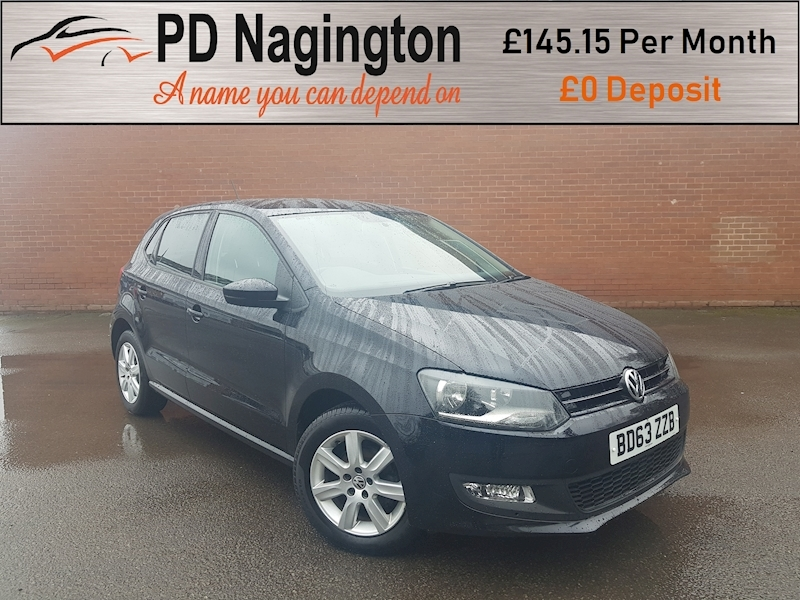 Volkswagen Polo Match Edition - Large 0