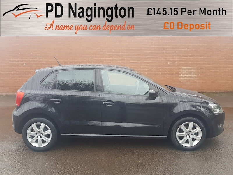 Volkswagen Polo Match Edition - Large 6