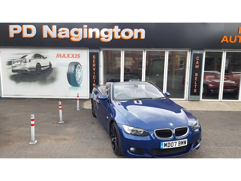 BMW 3 Series 320i M Sport Convertible - Large 0