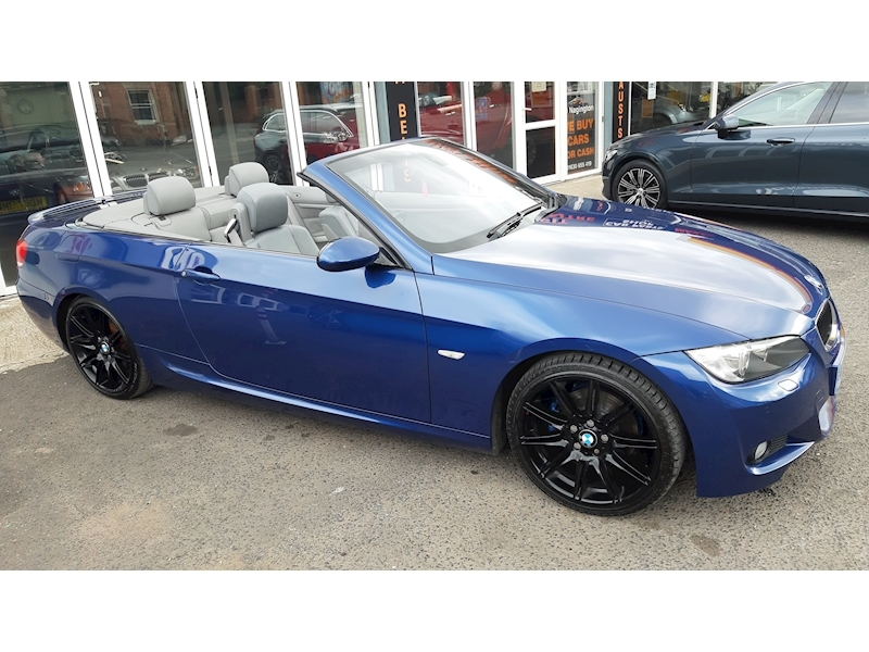 BMW 3 Series 320i M Sport Convertible - Large 3