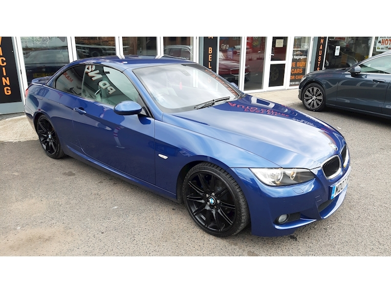 BMW 3 Series 320i M Sport Convertible - Large 2