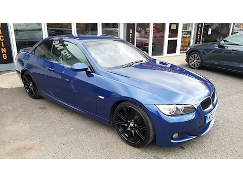 3 Series 320i M Sport Convertible Convertible 2.0 Manual Petrol
