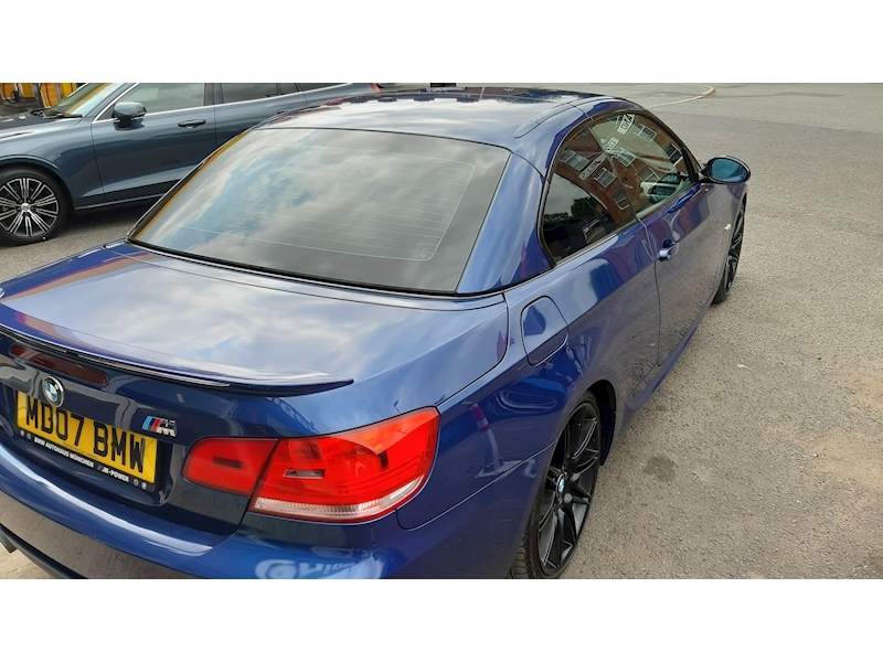 BMW 3 Series 320i M Sport Convertible - Large 11