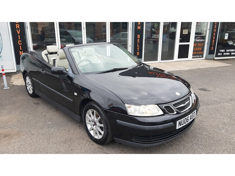 Saab 9-3 Linear - Large 1