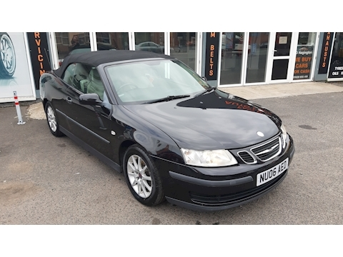 9-3 Linear Convertible 2.0 Manual Petrol
