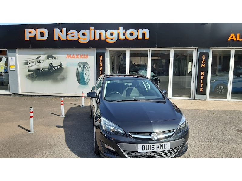 Vauxhall Astra Excite - Large 0