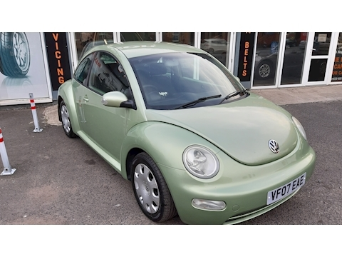 Beetle 1.9 TDI Hatchback 3dr Diesel Manual (143 g/km, 103 bhp) Hatchback 1.9 Manual Diesel
