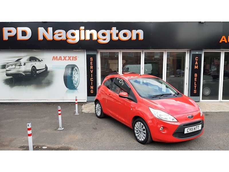 Ford Ka Zetec - Large 0