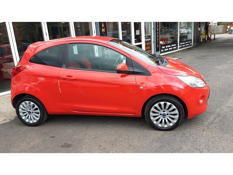 Ford Ka Zetec - Large 2