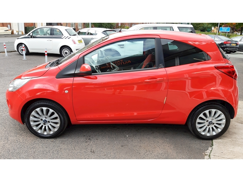 Ford Ka Zetec - Large 4