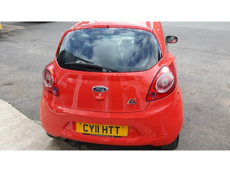 Ford Ka Zetec - Large 5