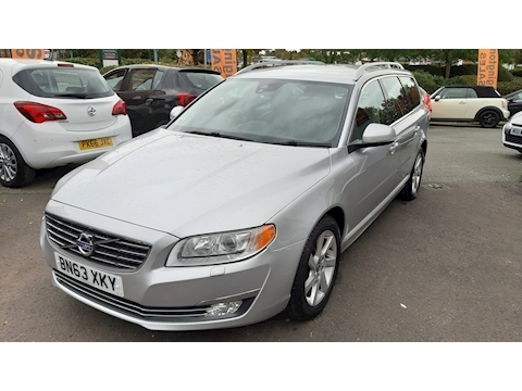 V70 D5 Se Lux Estate 2.4 Automatic Diesel