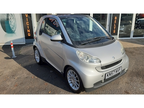 fortwo Coupe 1.0 Automatic Petrol