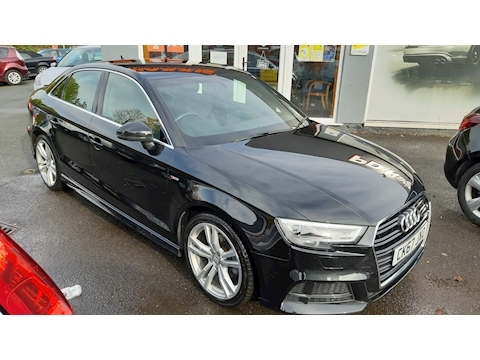 A3 S line Saloon 1.5 S Tronic Petrol