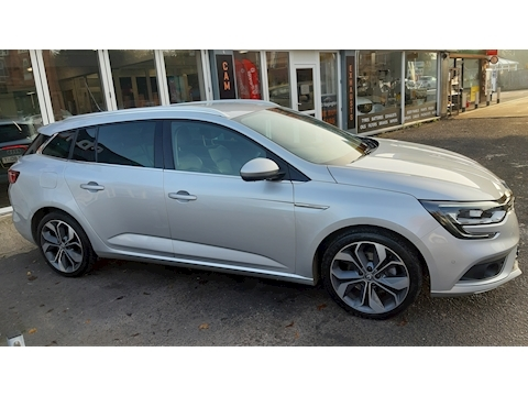Megane Signature Nav Sport Tourer 1.6 Manual Diesel