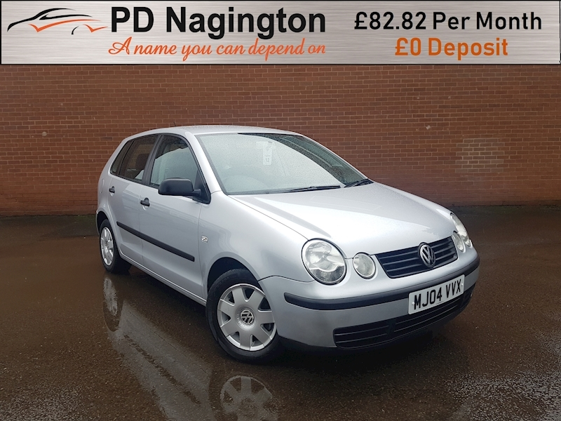 Volkswagen Polo Twist - Large 0