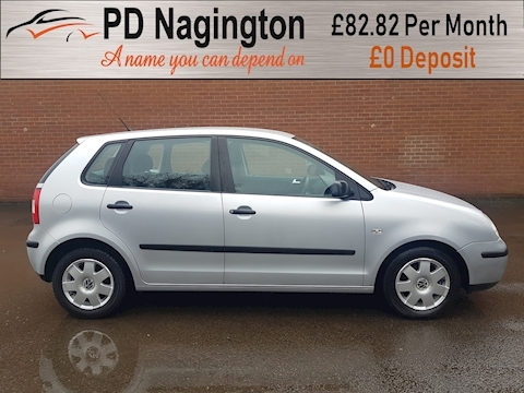 Polo Twist Hatchback 1.4 Automatic Petrol