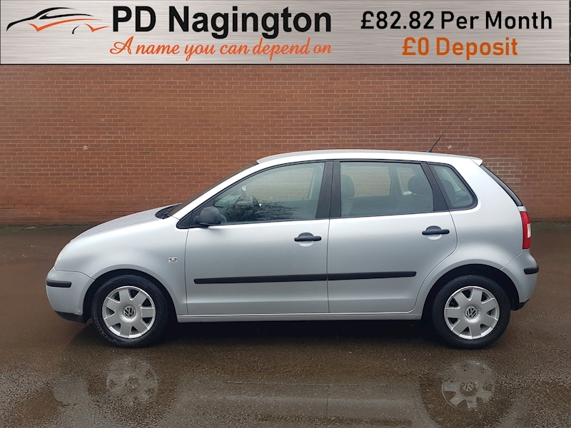 Volkswagen Polo Twist - Large 5