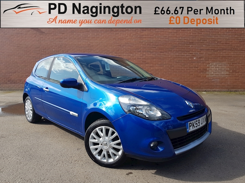 Clio Dynamique 16V Hatchback 1.1 Manual Petrol