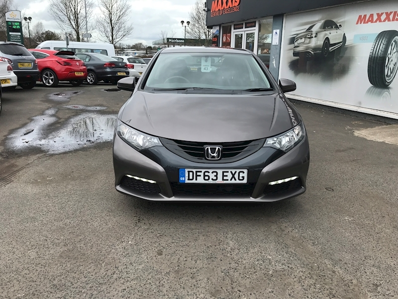 Honda Civic I-Dtec Se - Large 1