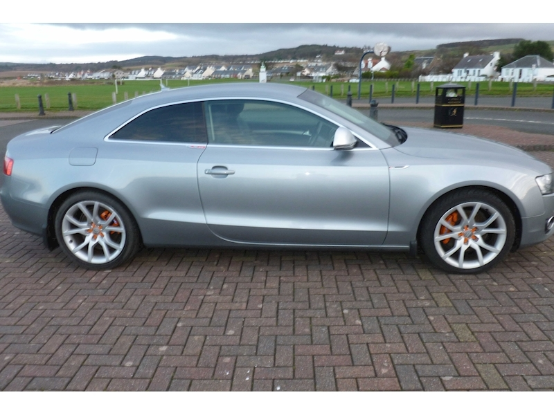 A5 Tdi Sport Coupe 2.7 Cvt Diesel