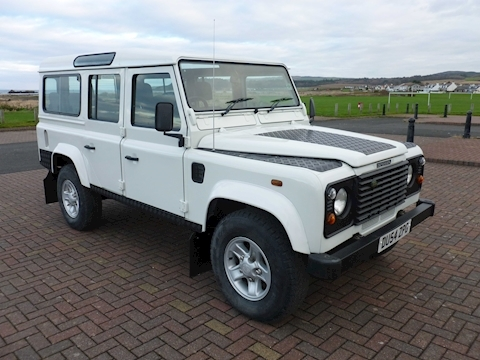 Defender 110 Td5 County Station Wagon Estate 2.5 Manual Diesel
