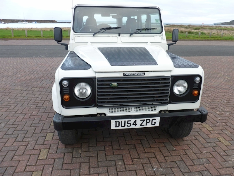 Land Rover Defender 110 Td5 County Station Wagon