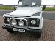 Land Rover Defender 110 Dcb Hard Top Lwb - Thumb 4