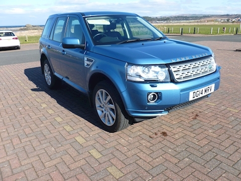 Freelander Td4 Hse Estate 2.2 Manual Diesel