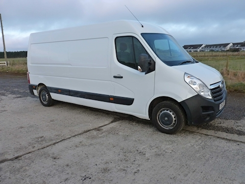 Movano F3500 L3h2 P/V Cdti Panel Van 2.3 Manual Diesel