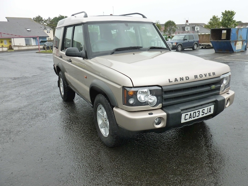 Discovery Td5 Gs 7Str Estate 2.5 Manual Diesel