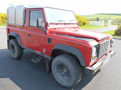 Defender 90 Ht Tdi 95 Light 4X4 Utility 2.5 Manual Diesel