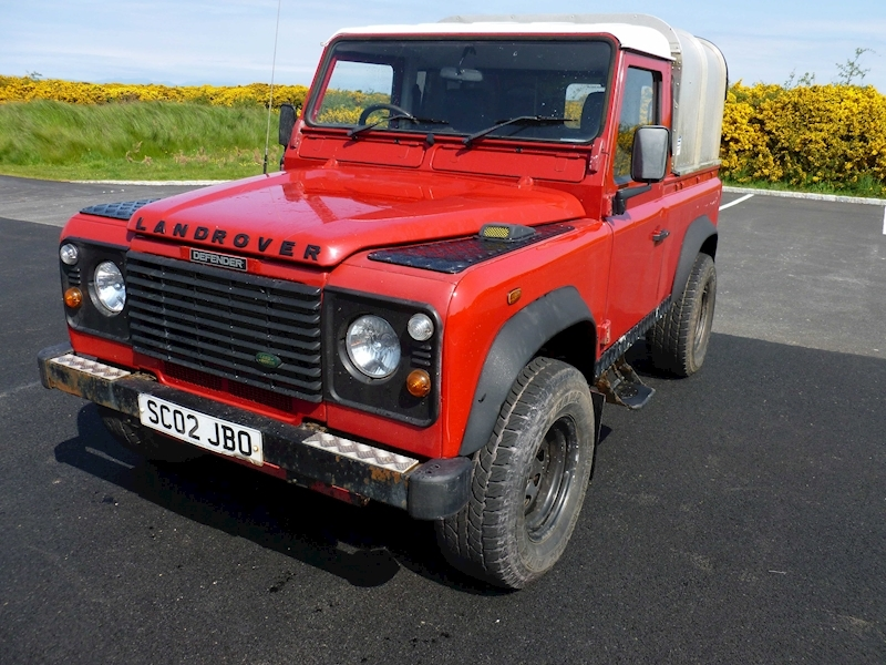 Land Rover Defender 90 Ht Tdi 95
