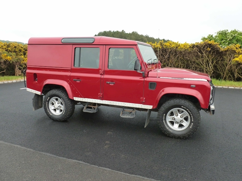 Land Rover Defender 110 Td County Utility Wagon