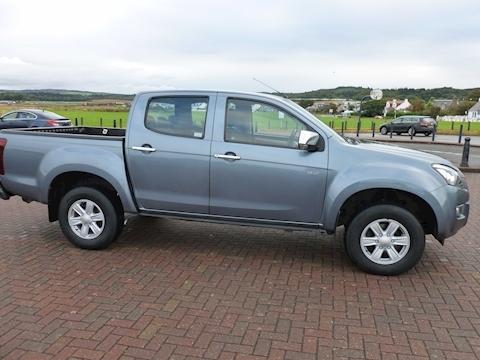 D-Max Td Eiger Dcb Pick-Up 2.5 Manual Diesel