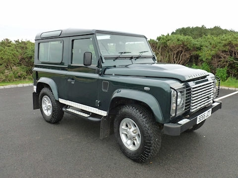 Defender 90 Td Xs Station Wagon Light 4X4 Utility 2.2 Manual Diesel