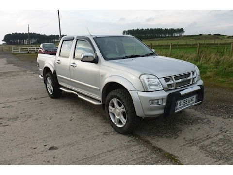 Tf Td P/U 4X4 Dcb Rodeo Denve-Max Pick-Up 3.0 Manual Diesel