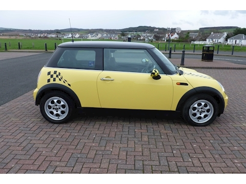 Mini MINI ONE Hatchback 1.6 Manual Petrol