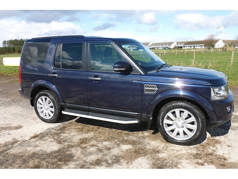 Discovery Se Sdv6 DISCOVERY SE SDV6 AUTO Panel Van 3.0 Automatic Diesel