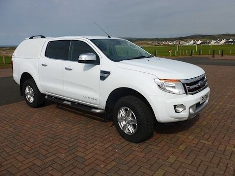 Ranger Limited 4X4 Dcb Tdci Pick-Up 2.2 Manual Diesel