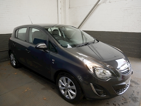 Vauxhall Corsa Excite Ac Hatchback 1.4 Manual Petrol