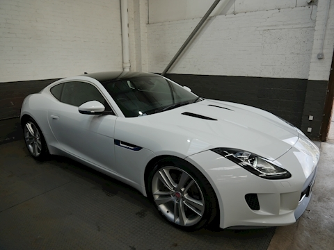 Jaguar F-Type V6 Coupe 3.0 Automatic Petrol