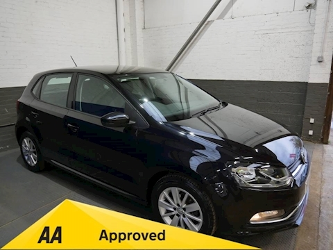 Volkswagen Polo Se Tsi Hatchback 1.2 Manual Petrol