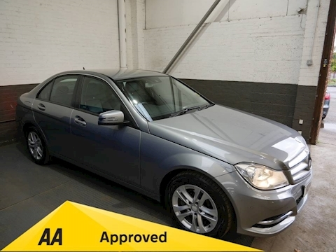 Mercedes-Benz C Class C200 Cdi Executive Se Premium Saloon 2.1 Automatic Diesel